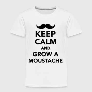 Moustache - Kinder Premium T-Shirt