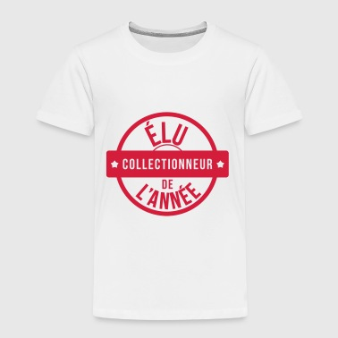 Collectionneur / Collection / Numismate Philatélie - T-shirt Premium Enfant