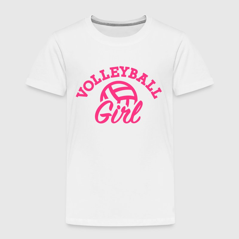 Volleyball - Kinder Premium T-Shirt
