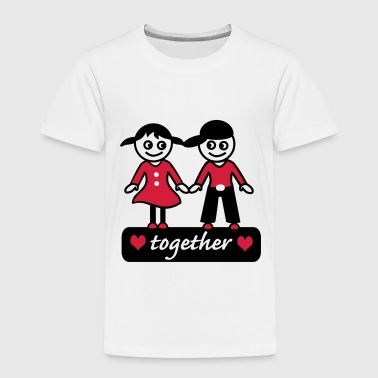 together - T-shirt Premium Enfant