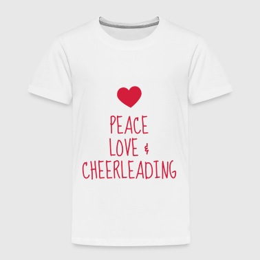 Cheerleading Cheerleader Pom Pom girl Majorette - T-shirt Premium Enfant