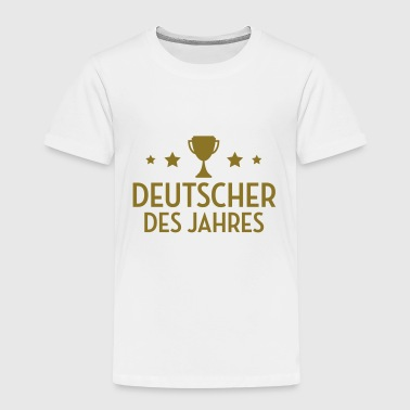 Deutscher Deutsche Deutsch Patriot Deutschland - Kinder Premium T-Shirt