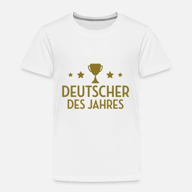 Deutsche National Deutscher Deutsche Deutsch Patriot Deutschland - Kinder Premium T-Shirt