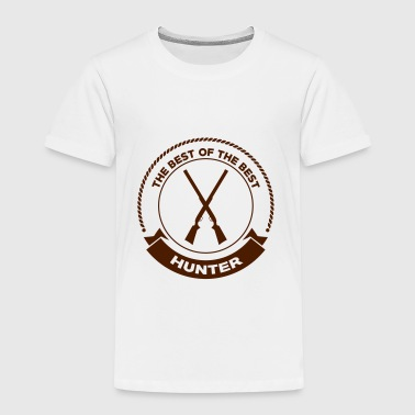 Hunter - Camiseta premium niño