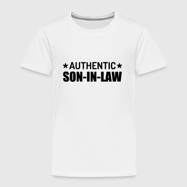 Son-in-law / Son in law / Marriage / Family - Kids' Premium T-Shirt