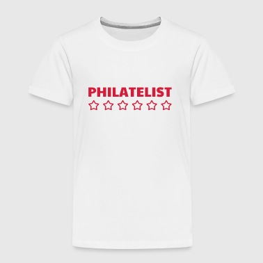 Timbre / Monnaie / Philatelie / Philatelist - T-shirt Premium Enfant