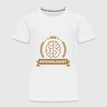 Psychologist Psychologe Psychologue Psychology - Kids' Premium T-Shirt