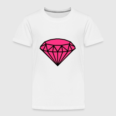 Diamant - Kinder Premium T-Shirt