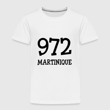 972 Martinique - Kinder Premium T-Shirt