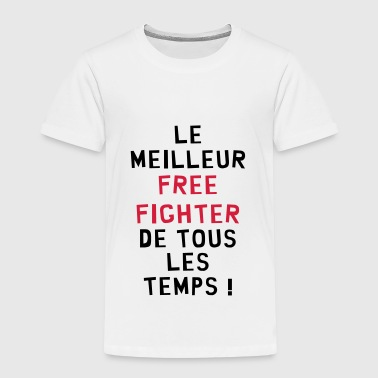 Free Fight / MMA / Free-Fight / UFC / Fighter - T-shirt Premium Enfant