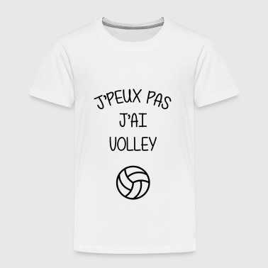 Volleyball / Volleyeur / Volley / Volley-ball - T-shirt Premium Enfant