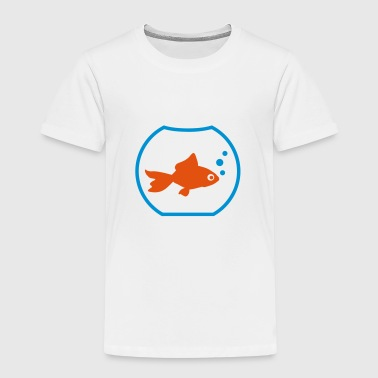 Goldfisch - Kinder Premium T-Shirt