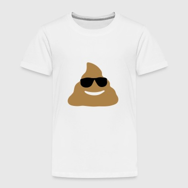 Shit, Emoji - Kinder Premium T-Shirt
