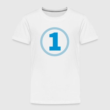 number one - Kids' Premium T-Shirt