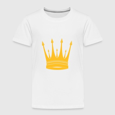 corona / rey / Crown / King - Camiseta premium niño