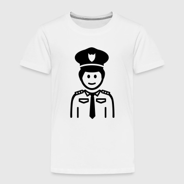 Polizei - Kinder Premium T-Shirt