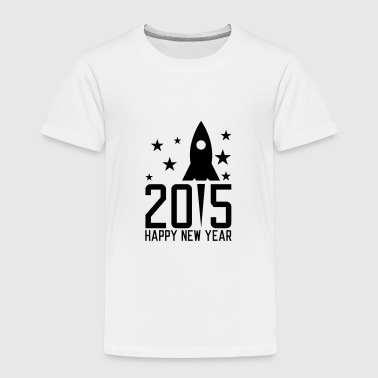 Happy New Year 2015 - Camiseta premium niño