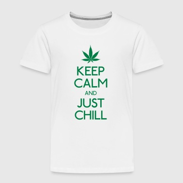 Keep Calm and just chill - Kids' Premium T-Shirt