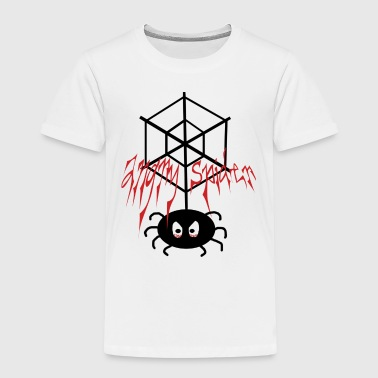 Halloween Spinne Spider Spinne Halloween - Kinder Premium T-Shirt