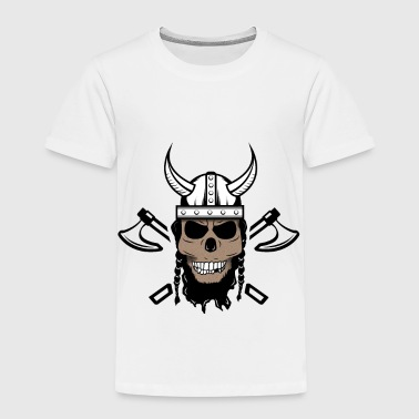 Vikings Viking - Premium-T-shirt barn