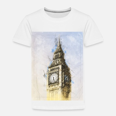Big Ben Big Ben - Kids' Premium T-Shirt