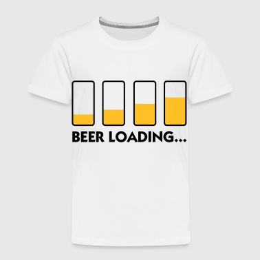 Beer Loading Beer Loading ... - Kids' Premium T-Shirt