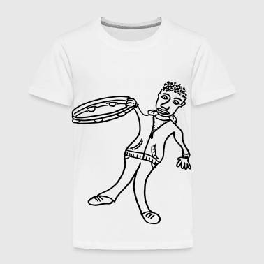 Mr. Tambourine Man - Kids' Premium T-Shirt