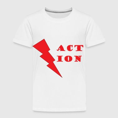 Energized Action Motive for Energized People Gift - Kids' Premium T-Shirt