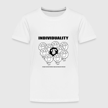 Individuality - Kids' Premium T-Shirt