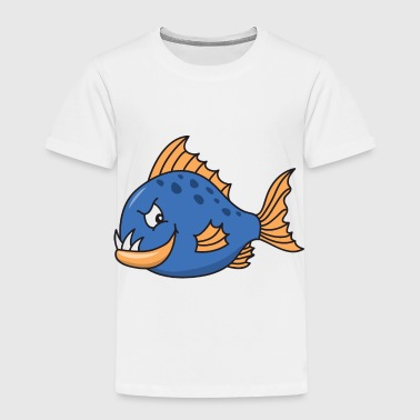 Piranha - Kinder Premium T-Shirt