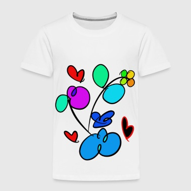 Flower Power - Camiseta premium niño
