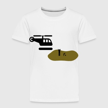 Helicopter parents helicopter helicopter parents - Kids' Premium T-Shirt