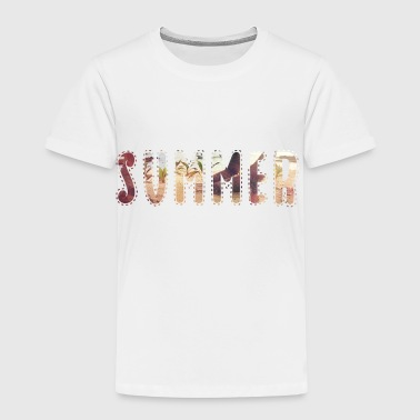Summer / Summer - Kids' Premium T-Shirt