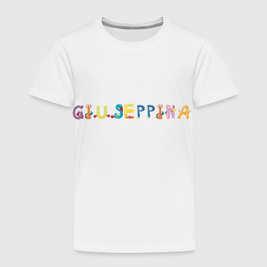 Giuseppina - Kinder Premium T-Shirt