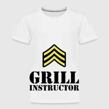 Grill Instructor - Kids' Premium T-Shirt