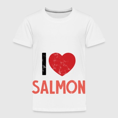 Fishing - Fishing - Salmon - Gift - Kids' Premium T-Shirt
