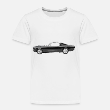 Muscle Muscle car - Kids' Premium T-Shirt