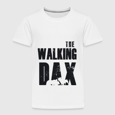 Los fanáticos del mercado de valores The Walking Dax Dow Wallstreet - Camiseta premium niño