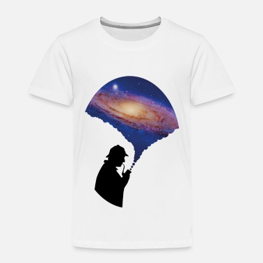 Urban &amp Galaxy Art - Kids' Premium T-Shirt