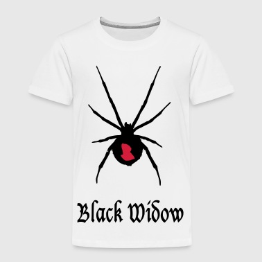 black widow - black widow - Kids' Premium T-Shirt