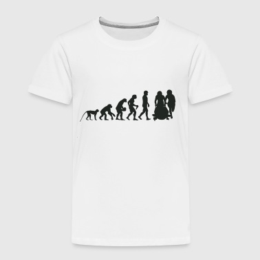 Bob Evolution - Kids' Premium T-Shirt