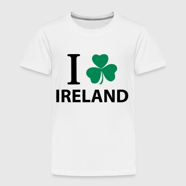 I love Ireland - Kinder Premium T-Shirt