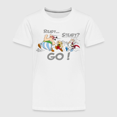 Asterix & Obelix - What Doesn't Kill You - Kids' Premium T-Shirt