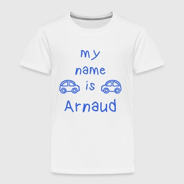 ARNAUD MY NAME IS - Kids' Premium T-Shirt