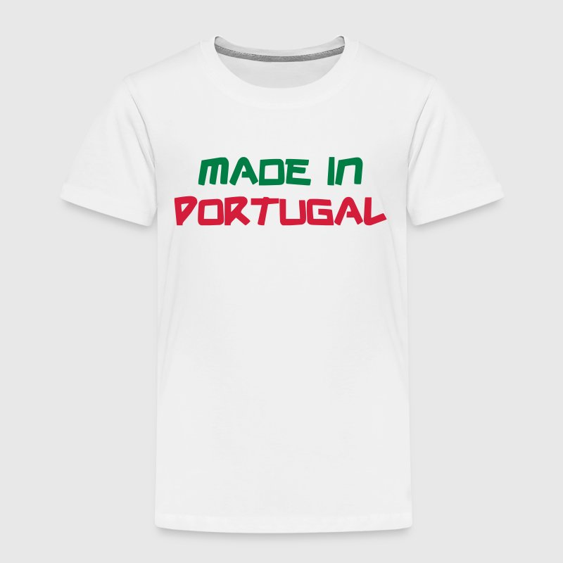 Made in Portugal - Kinder Premium T-Shirt