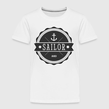 sailor sailor - Premium T-skjorte for barn