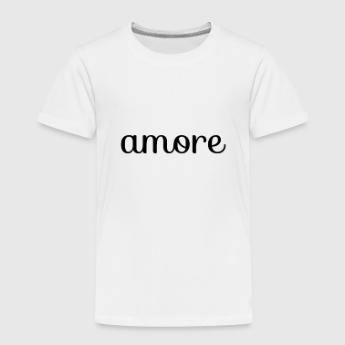 Proof Of Love Love proof amore - Kids' Premium T-Shirt