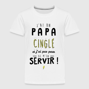 tee shirts papa commander en ligne spreadshirt. Black Bedroom Furniture Sets. Home Design Ideas