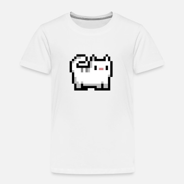 Cat Retro cat - Kids' Premium T-Shirt