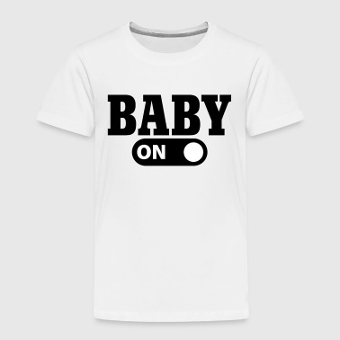 Baby on - Kinder Premium T-Shirt